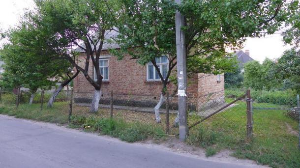 Будинок на Малорівненський!