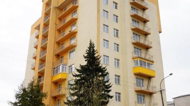 Квартира вільного планування в стилі Лофт.90м2