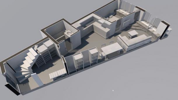 Квартира свободной планировки в центре