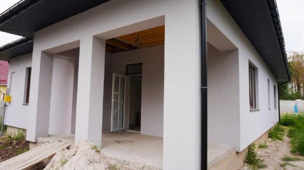 Новий будинок на лініях
