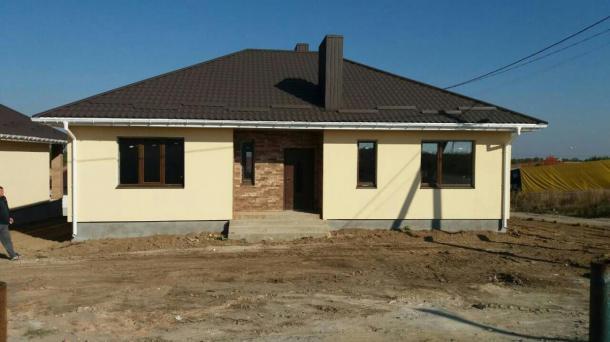 Новий будинок