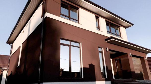 Новий, сучасний. Будинок в Корнині
