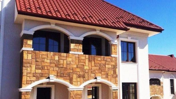 Villa Italy in Rivne - from the Builder