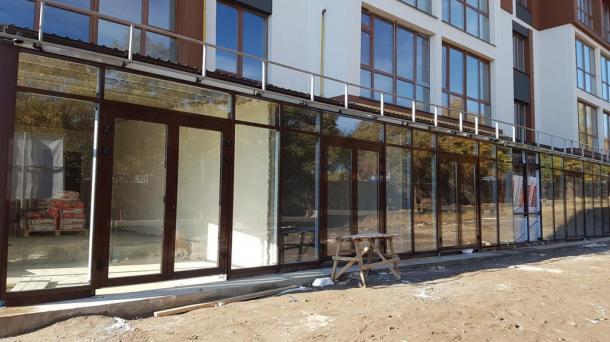 "Apartments in the apartment complex ""Brahma Rivne"""